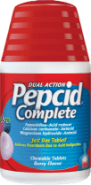 pepcid complete product package